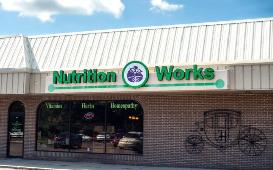 Nutrition Works Fenton Michigan - Healthy Living Store